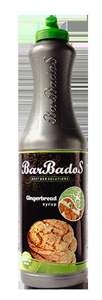 Барный Cироп Имбирный пряник barbados.kg