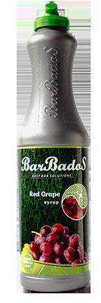 Барный Cироп Красный виноград Барбадос 1 л / barbados.kz