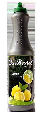 Барный Cироп Лимон Барбадос 1 л / barbados.kz