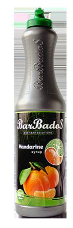Барный Cироп Мандарин Барбадос 1 л / barbados.kz