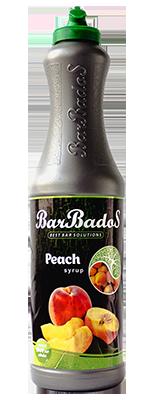 Барный Cироп Персик Барбадос 1 л / barbados.kz