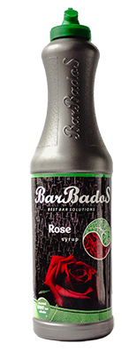 Барный Cироп Роза Барбадос 1 л / barbados.kz
