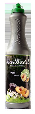 Барный Cироп Слива Барбадос 1 л / barbados.kz