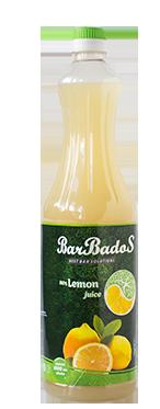 Сок Лимона Барбадос 1 л / barbados.kg