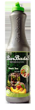 Чай Персик Барбадос 1 л / barbados.kz