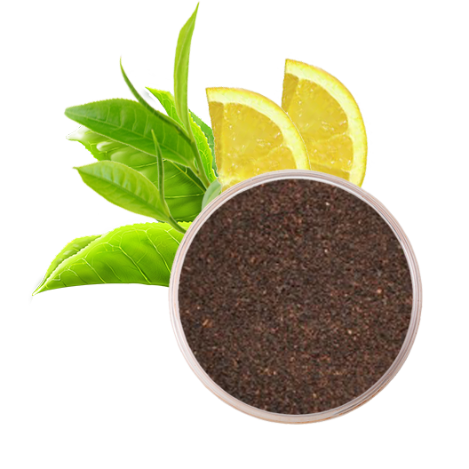 Черный чай со вкусом лимона для вендинга 1 кг Купить / BarBadoS.kz