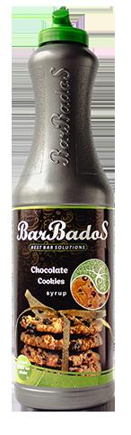 Барный Cироп Шоколадное печенье Барбадос 1 л / barbados.kz